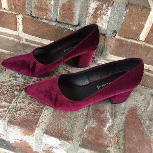 Madden Velvet Heels